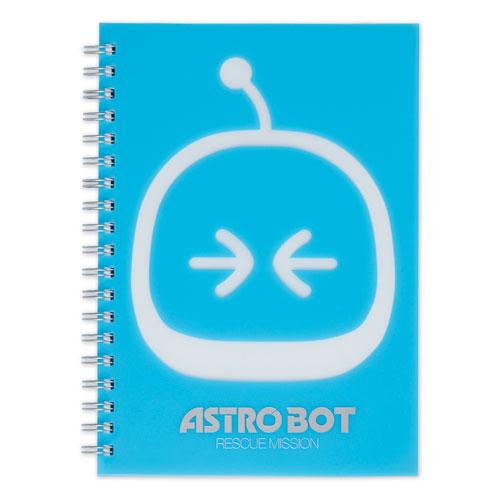 ASTRO BOT Rescue Mission Transparent Journal