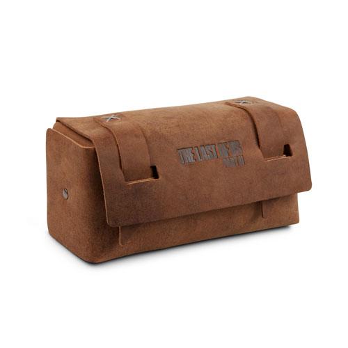 The Last of Us Part II Leather Dopp Kit