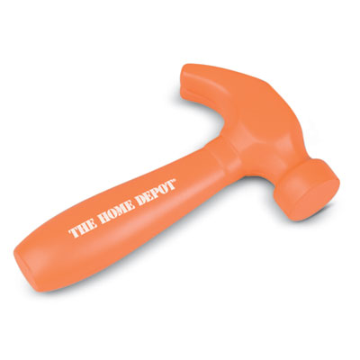 Squeezable Hammer Stress Reliever