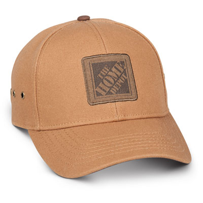Saddle Canvas Hat
