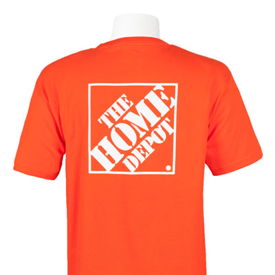Promotional Tee Shirt - Orange