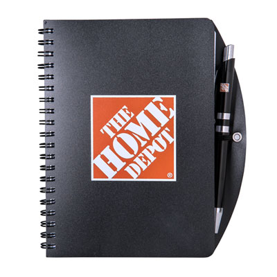 Notebook and Pen Combo