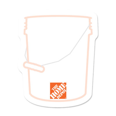 Bucket Adhesive Notepad