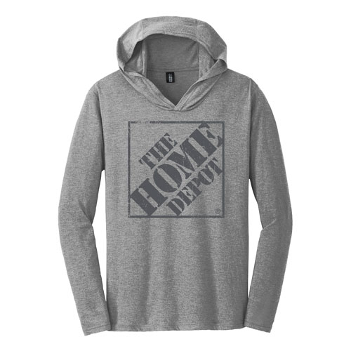 Long-Sleeve Hooded T-shirt