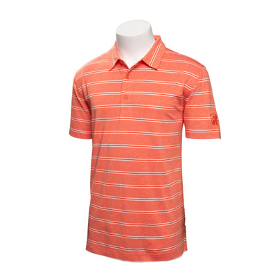 Cutter & Buck Forge Striped Polo