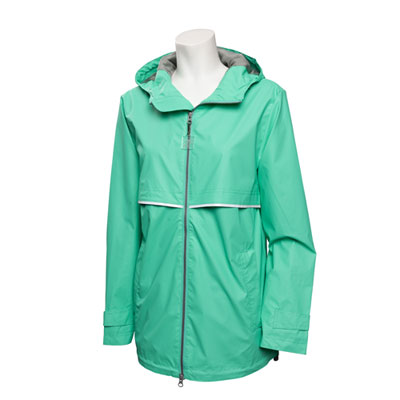 Ladies New Englander Rain Jacket