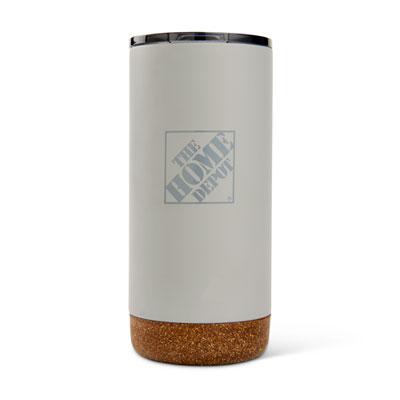 Cork-Bottom Thermal Tumbler