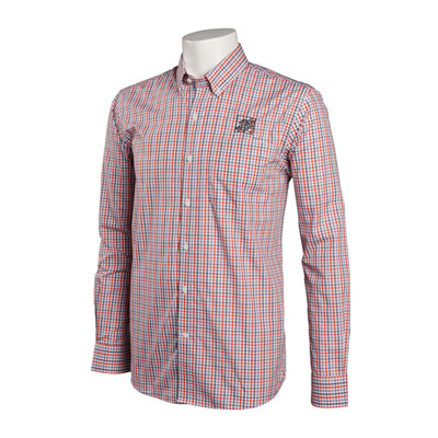 Gilman Easy-Care Plaid Shirt