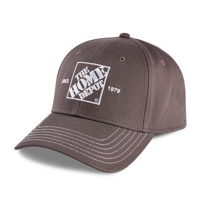 Gray Twill Hat