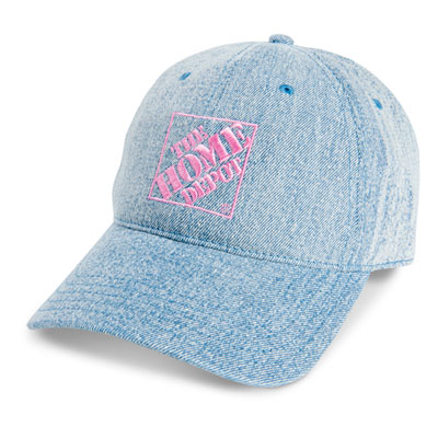 Ladies Denim Hat