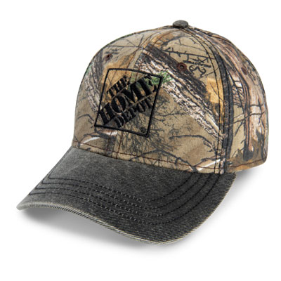 Realtree® Cotton Washed Hat