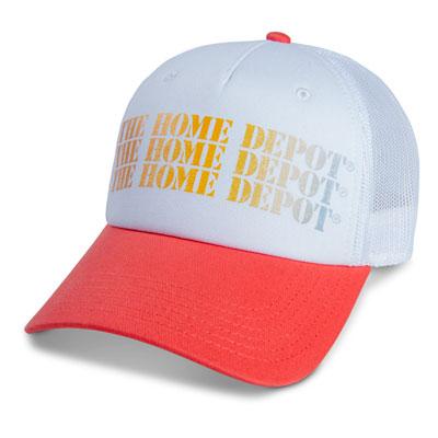 Foam Front Mesh Hat