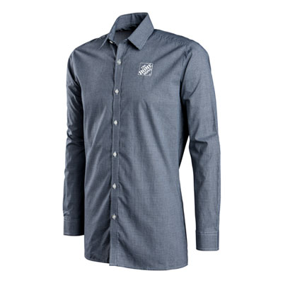 Artisan Collection Microcheck Gingham Dress Shirt