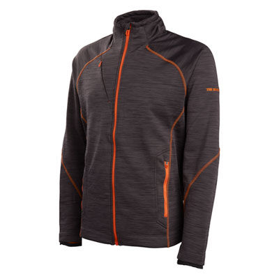 Flux Melange Fleece Jacket