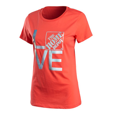 Ladies THD Love T-shirt