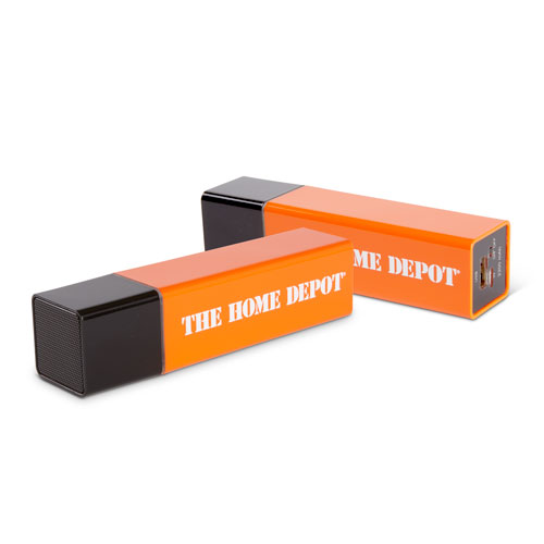 Power Pop Wireless Speaker and Power Bank