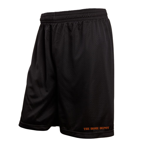 Badger Pro Mesh Athletic Shorts
