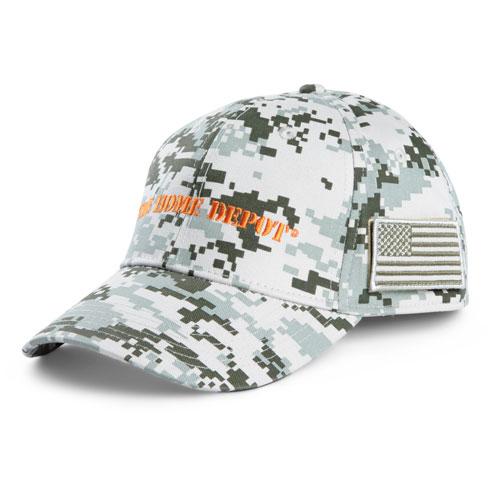 Digi-Camo Veterans Hat