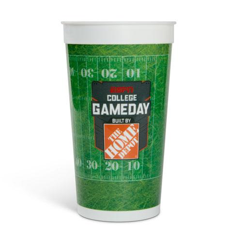 Full-Color Stadium Cup