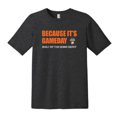 """Because It's GameDay"" T-shirt"