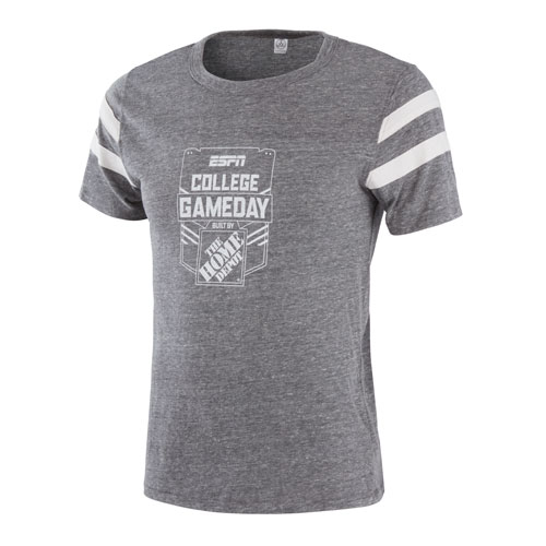 Eco-Jersey® Football T-shirt