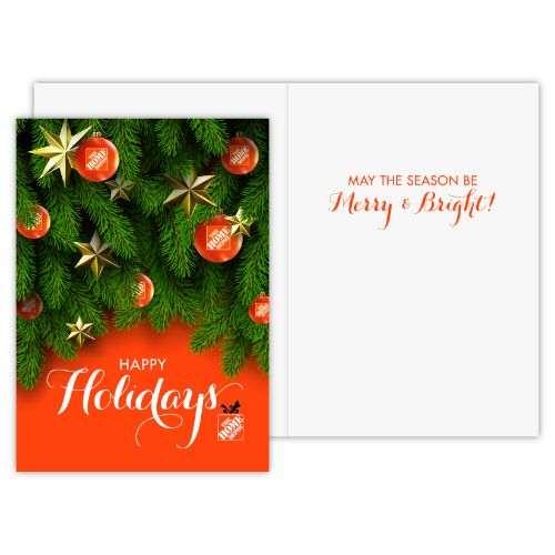 Stars Holiday Cards (Pack of 25)