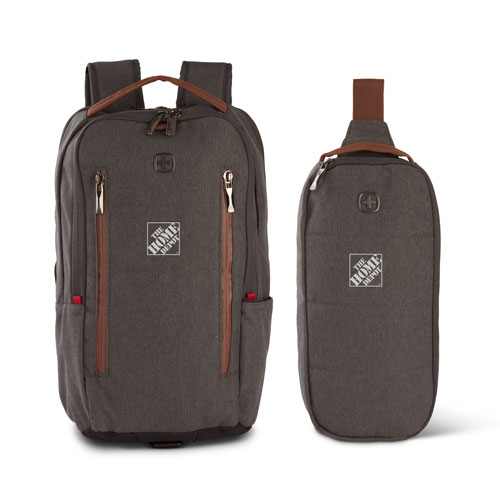 Wenger® City Backpack and Crossbody Day Sling