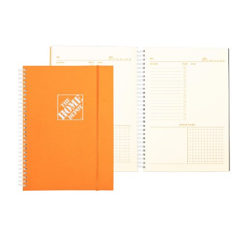 Spiral Notebook/Planner
