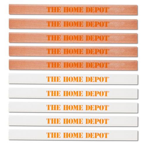 Carpenter Pencil (10 Pack)