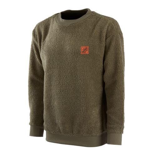 Unisex Sherpa Sweatshirt