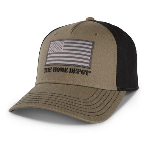 USA Mesh Cap