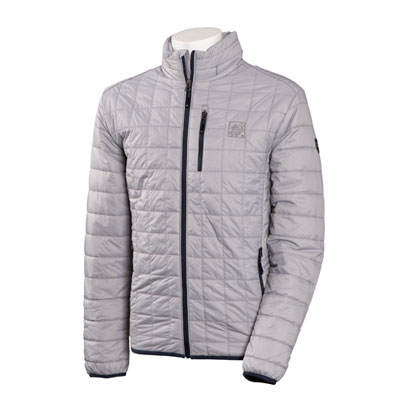 Men's Gray Rainier Jacket