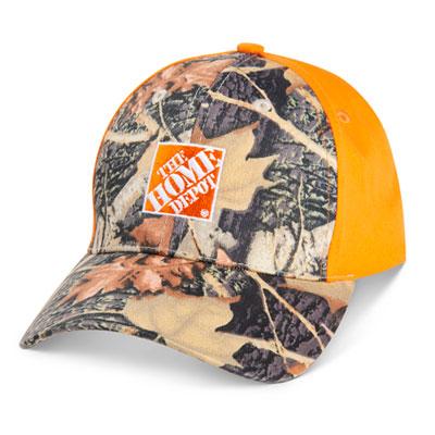 Blaze Camo Hat