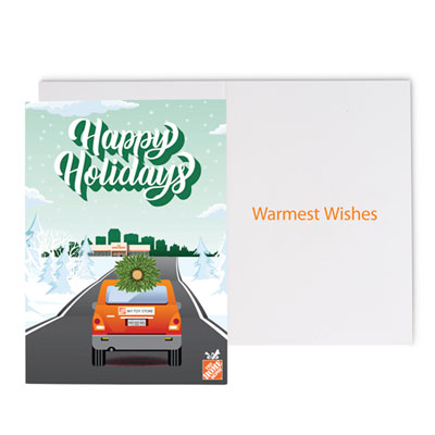 """My Toy Store"" Holiday Cards (25 Pack)"