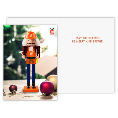 Nutcracker Holiday Cards (Pack of 25)