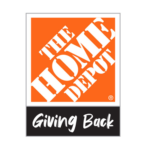 Giving Back Lapel Pin