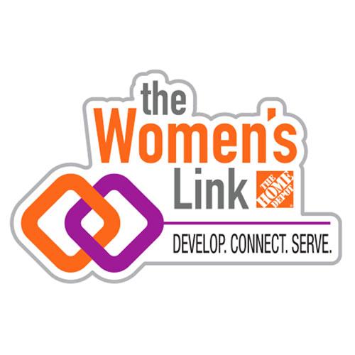 Women's Link Lapel Pin