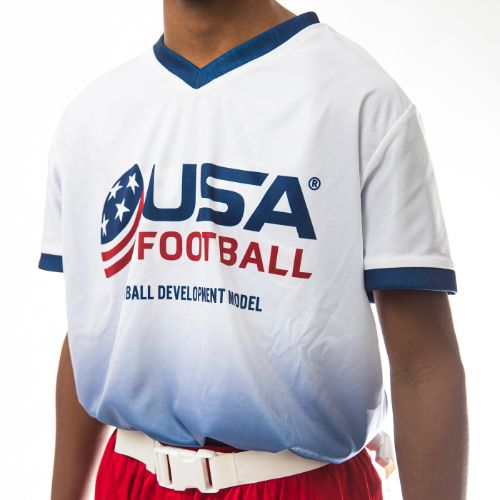 USA Football Reversible Adult Jersey