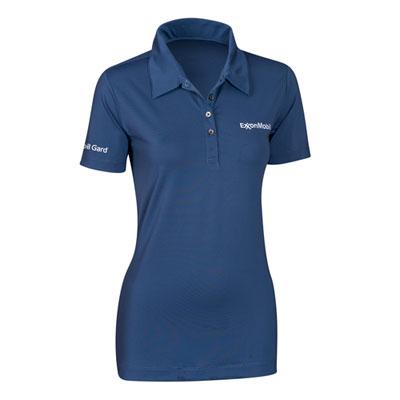 Ladies' Nike® sphere dry blue polo