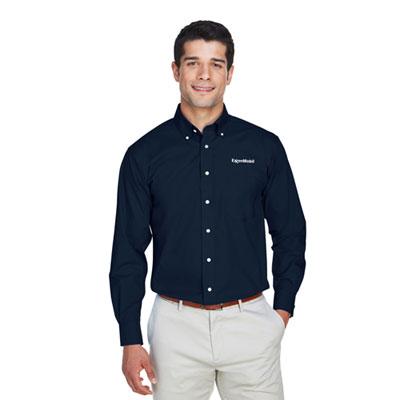 Devon Jones easy-care dress shirt