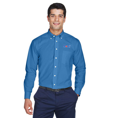Easy-care dress shirt