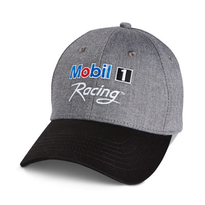 Mobil 1 Racing™ two-toned cap