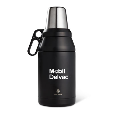 Mobil Delvac™ 64oz craft growler
