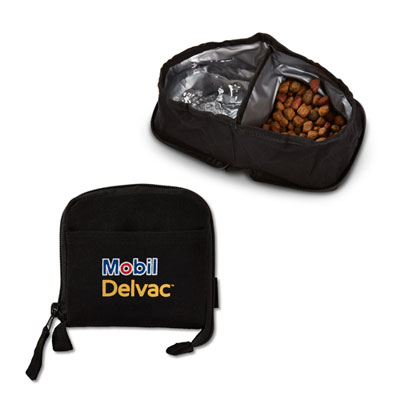 Mobil Delvac™ Collapsible pet bowl