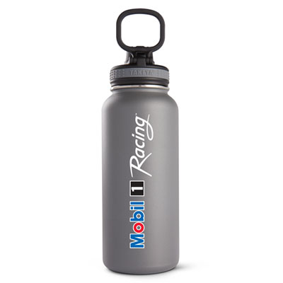 Mobil 1 Racing™ Takeya® bottle, 32 oz.