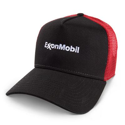 ExxonMobil™ New Era® trucker cap