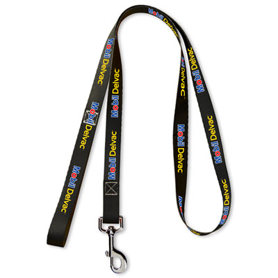 Mobil Delvac™ Pet leash with metal hook
