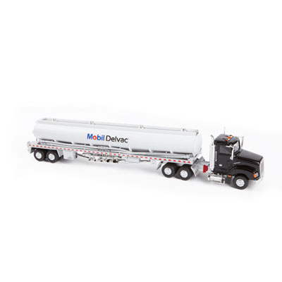 Mobil Delvac™ 1:43 tanker die-cast model