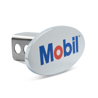 Mobil™ Oval hitch cover