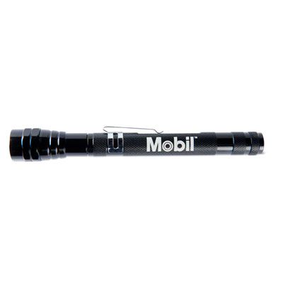 Mobil™ Flex telescoping magnetic flashlight